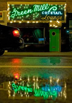 "Soak up some jazz at the Green Mill, originally founded to be Chicago's answer to Paris' Moulin Rouge, this jazz club became a notorious speakeasy run by one of the most terrible gangsters of the day, ""Machine Gun"" Jack McGurn. While it was a favorite of Al Capone in the day, it now hosts Grammy-award winning jazz musicians and serves great drinks...located in the Uptown neighborhood"