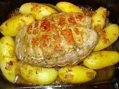 recette Rôti de veau au four
