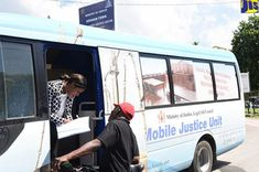 Residents of Denham Town in West Kingston today (February 21) benefited from the services of the Legal Aid Council's Mobile Justice Unit. The Unit, which began operations in January 2017, provides free consultation and advice, and completes court assignments for clients with criminal m...