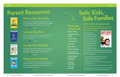 Kidproof Safety catalogue spread