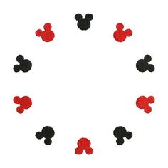mickey mouse font - Google Search