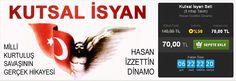 Günün Fırsatı: %50 İNDİRİM!  Kutsal İsyan Seti (5 Kitap Takım) Hasan İzzettin Dinamo Tekin Yayınevi  http://www.hesapkitap.com/kutsal-isyan-seti.html