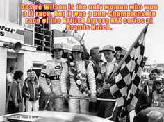 """88 Likes, 1 Comments - F1:Birthdays, Facts, quotes... (@f1_fakten) on Instagram: """"Happy #worldwomensday #oldf1 #f1 #formulaone #vintageracing #racing #motorsport #rennlegenden…"""""""