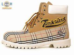 Mens Custom Timberland Boots Model 4038