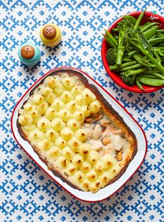 If it swims it slims! This comforting Admiral's Fish Pie is a great choice for calorie counting or following plans like Weight Watchers.