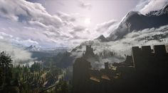 Kaer Morhen #TheWitcher3 #PS4 #WILDHUNT #PS4share #games #gaming #TheWitcher #TheWitcher3WildHunt