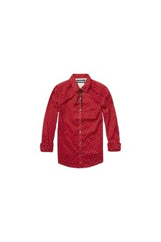 ICONIC MAISON SCOTCH SHIRT WIHT SMALL - mosfashion.es
