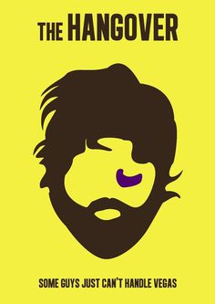 THE #HANGOVER #MINIMAL #POSTER  Rs.199.00 33% OFF TODAY