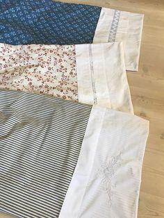 Så får du lakanen helt vita igen – på naturlig väg | Leva & bo Bra Hacks, Diy Cleaning Products, Upcycle, Life Hacks, Kids Room, Recycling, Quilts, Blanket, Sewing