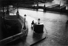 André Kertész: Pont Neuf, Paris, 1931