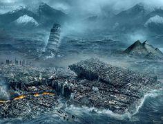 End of Days:  #Apocalypse.