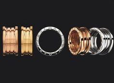 bulgari bzero1 roma ring wish lists pinterest ring bvlgari ring and bling bling