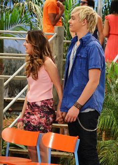 Ross Lynch & Laura Marano...#auslly