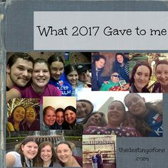 The Destiny of One: What 2017 Gave Me