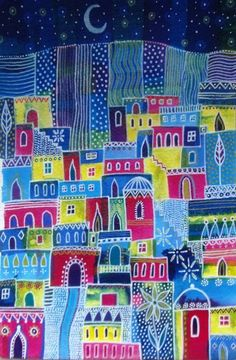 Buy Patchwork City, Watercolours by Janice MacDougall on Artfinder. Discover thousands of other original paintings, prints, sculptures and photography from independent artists.