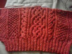 MarDie's Haak Hoek: Aran Sweater