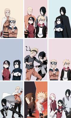 Nice! The lives of Naruto and Sasuke