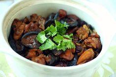 Claypot chicken and rice. Clay pot  2 photo claypot2_zpsadf3fd57.jpg