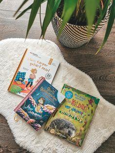 """KINDERBÜCHER AB 5 JAHREN: """"3 besonders tolle Buchtipps für Kinder!"""" Kids And Parenting, Cover, Blog, Childrens Gifts, Kids Book Series, Books For Kids, Blanket"""