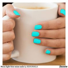 Want to know how to do gel nails at home? Learn the fundamentals with our DIY tutorial that will guide you step by step to professional salon quality nails. Dip Nail Colors, Sns Nails Colors, Toe Nail Color, Solid Color Nails, Neon Nails, Bright Colored Nails, Summer Pedicure Colors, Aqua Nails, Cute Nail Colors