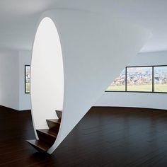 Ultra Modern Stairs
