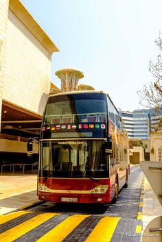 ônibus do Big Bus tour