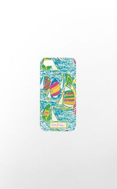 iPhone 5 Cover in Multi You Gotta Regatta $28 (w/o 12/15/12) #lillypulitzer #fashion #style