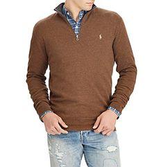 Polo Ralph Lauren® Men's Luxury Jersey Pullover