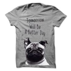 FUNNY DOG A BETTER DAY