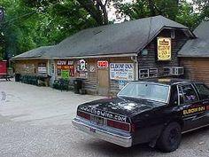 Elbow Inn, Devil's Elbow on MO Rte. 66 Devil's Elbow, Missouri