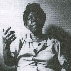 "Dominga Cruz Becerril (1909-circa 1970s) Born in Ponce and died in exile in Cuba, Cruz Becerril rescued the Puerto Rican flag left on the ground during the Ponce Massacre of 1937. A lecturer in a tobacco factory, inspired by Latin America freedom movements, joined the Nationalist Party in the 1930s. She is credited with giving the party's leader, Dr. Pedro Albizu Campos, his moniker – ""El Maestro"". Cruz Becerril also transformed the women's wing of the movement into a trained fighting force."