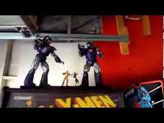 My X-men Arcade Cabinet Topper