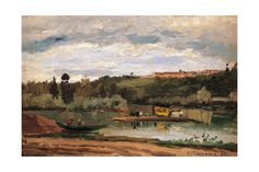 Camille Pissarro Pôster na AllPosters.com.br