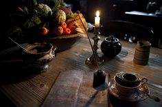 Candlelit Bedroom   candlelit magical mystery tour of Dennis Severs' House in ...