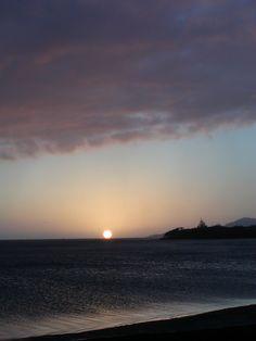 Sunset over Oahu, Hawaii © jadoretotravel