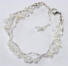 wedding bracelet - can be for any occasion - or just because it its beautiful..