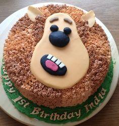 Raa Raa cake, Alveston, Thornbury, Bristol - Little Cake Company