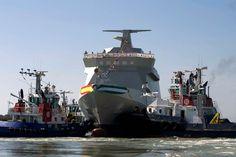 España, preparada para vender cinco navíos de guerra a Arabia Saudí