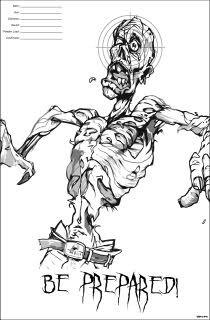 Free Zombie Targets - AR15.COM