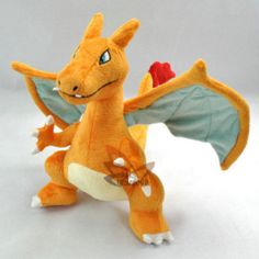 "New 13"" Charizard Pokemon Rare Soft Plush Toy Doll"