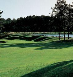 Legacy Golf Links in Aberdeen, NC