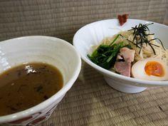 東京いまむら@新馬場  「つけ麺」