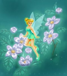tinker bell the cute fairy 20 Cool Fairy Tale Characters