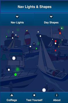 Towergate Boat Insurance Navigation Lights & Shapes - International Colregs