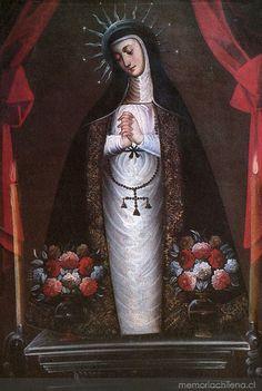 Dolorosa o Virgen de la Soledad - Memoria Chilena, Biblioteca Nacional de Chile www.memoriachilena.cl504 × 750Buscar por imagen Dolorosa o Virgen de la Soledad ++++++++++++++++++ francisco oller obras - Buscar con Google