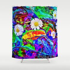 """Shower Curtain / 71"""" by 74"""""""