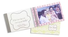Dear Mom Monthly Project from Creative Memories. Talk to your Consultant about creating this project!   http://www.creativememories.com/Content/Consultant/HostParty.aspx