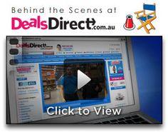 Deals Direct offers online shopping deals in Australia.