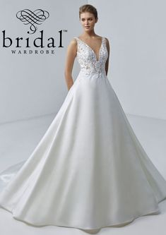 Elegant wedding gown - coming soon! Elegant Wedding Gowns, Wedding Dresses, Bridal Wardrobe, Bridal Collection, Collections, Formal Dresses, Beautiful, Fashion, Bride Gowns