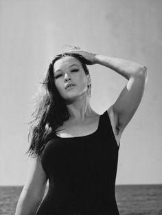 Marina Vlady. Armpit hair. Definitely sexy.